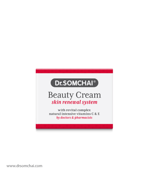 Beauty Cream  | Dr.Somchai