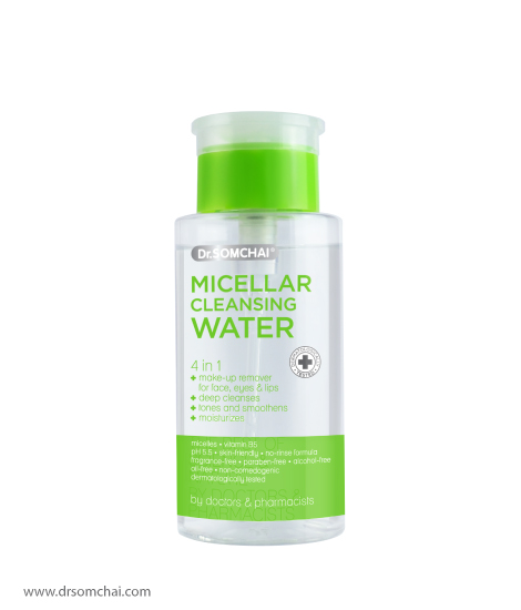Micellar Cleansing Water | Dr.Somchai