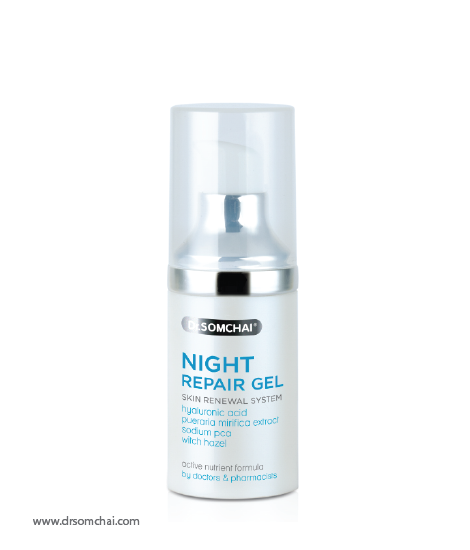 Night Repair Gel  | Dr.Somchai