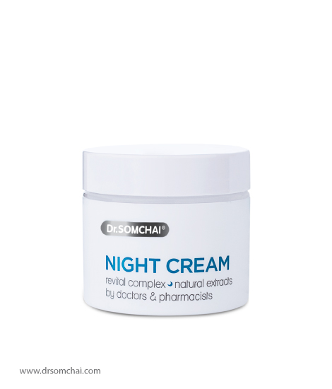 Night Cream  | Dr.Somchai