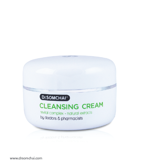 Cleansing Cream  | Dr.Somchai