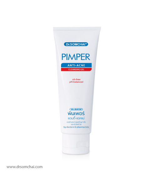 Pimper Cleansing Gel | Dr.Somchai