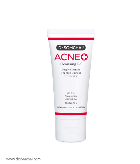 ACNE Cleansing Gel | Dr.Somchai