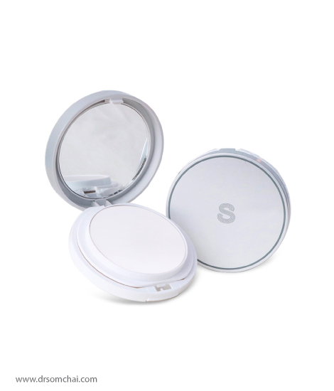 ACNE Blemish Loose Powder White | Dr.Somchai