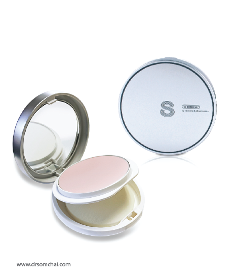 ACNE Blemish Press Powder Pink | Dr.Somchai
